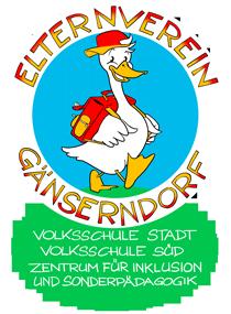 Elternverein der Volksschule und des ASO Gänserndorf Logo